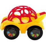 O-Ball Rattle Roll gelb-rot
